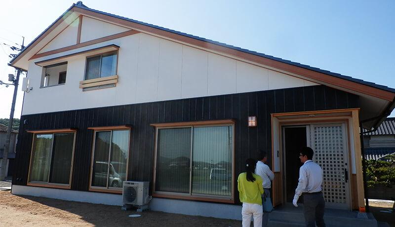 総社の住宅