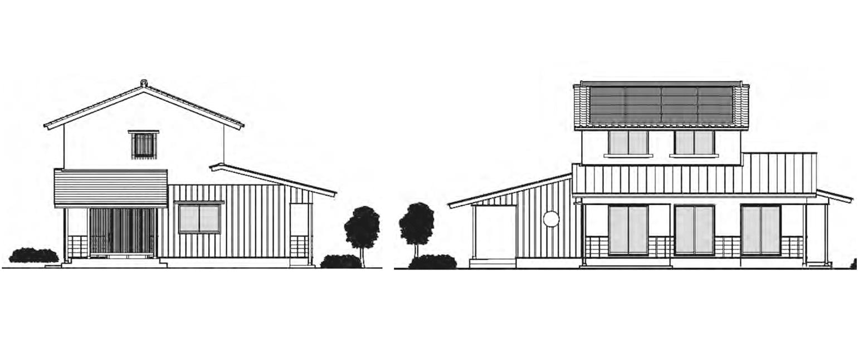 倉敷上東の住宅